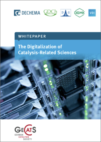The Digitalization of Catalysis- Related Sciences